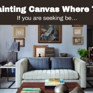 Painting Canvas Where To Buy