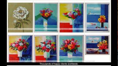Paintings Wholesale - Art in Bulk
