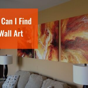 Where Can I Find Large Wall Art