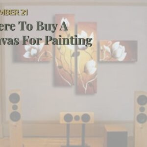 Where To Buy A Canvas For Painting