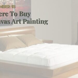 Where To Buy Canvas Art Painting