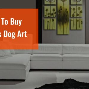 Where To Buy Canvas Dog Art