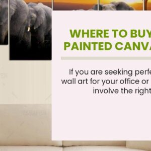 Where To Buy Hand Painted Canvas Art