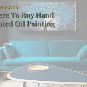 Where To Buy Hand Painted Oil Painting