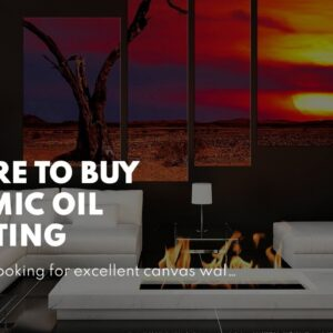 Where To Buy Islamic Oil Painting
