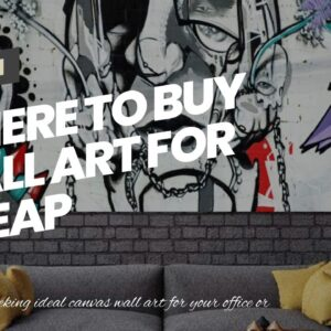 Where To Buy Wall Art For Cheap