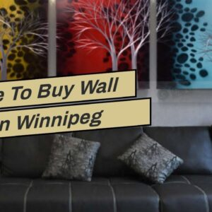 Where To Buy Wall Art In Winnipeg