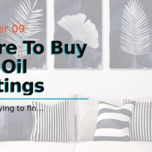 Where To Buy Wall Oil Paintings