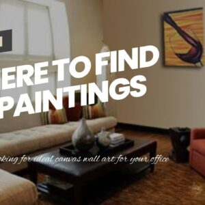 Where To Find Oil Paintings