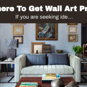 Where To Get Wall Art Print