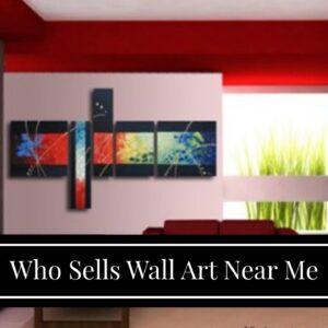 Who Sells Wall Art Near Me