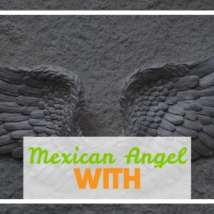 Mexican Angel Paintings