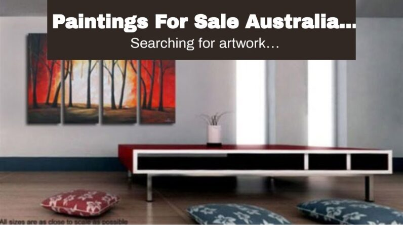 Paintings For Sale Australia - 70% OFF Gallery Price