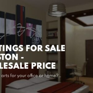 Paintings For Sale Houston - Wholesale Price