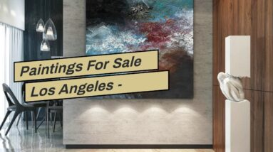 Paintings For Sale Los Angeles - Wholesale Price
