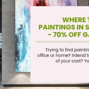 Where To Buy Paintings In Sydney - 70% OFF Gallery Price